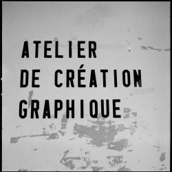 Atelier de Cration Graphique